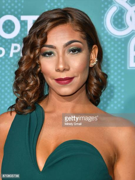 Bridget Kelly attends the 2017 Soul Train Music Awards at the Orleans Arena on November 5 2017 in Las Vegas Nevada