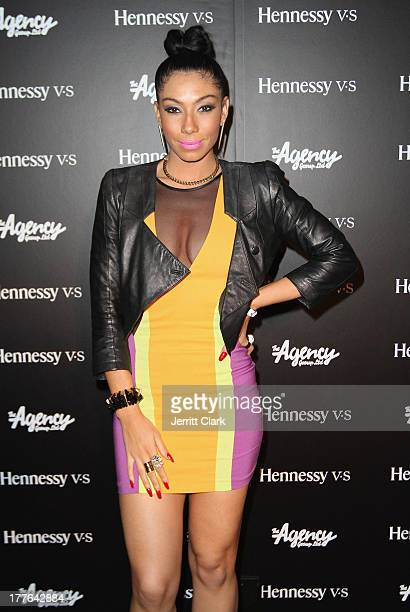 Bridget Kelly attends the Hennessy VS VMA Celebration at Avenue on August 24 2013 in New York City