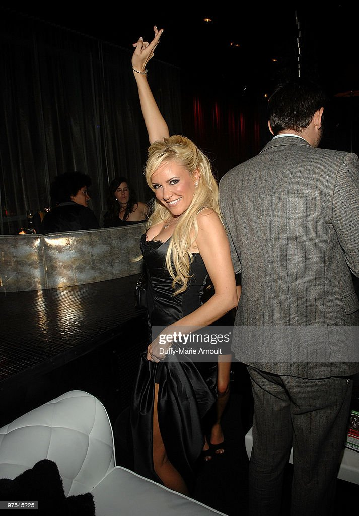 Bridget Marquardt attends E! Oscar Viewing And After Party at Drai's Hollywood on March 7, 2010 in Hollywood, California.