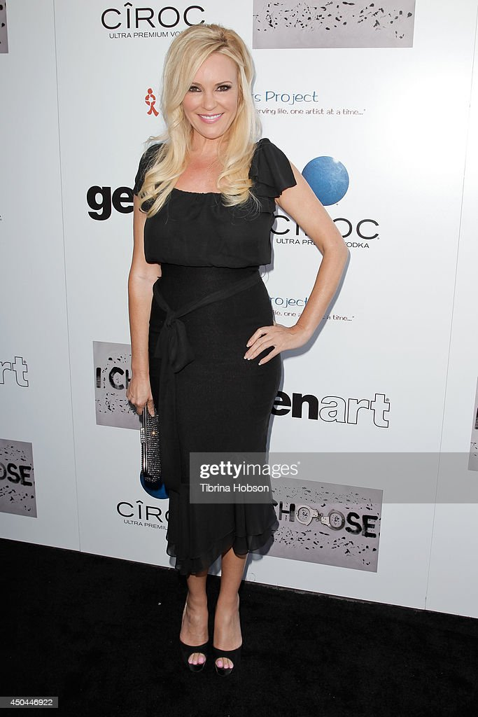 Bridget Marquardt attends the screening of AnnaLynne McCord's 'I Choose' at Harmony Gold Theatre on June 10, 2014 in Los Angeles, California.
