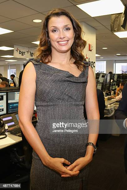 Bridget Moynahan attends Annual Charity Day hosted by Cantor Fitzgerald and BGC at BGC Partners INC on September 11 2015 in New York City