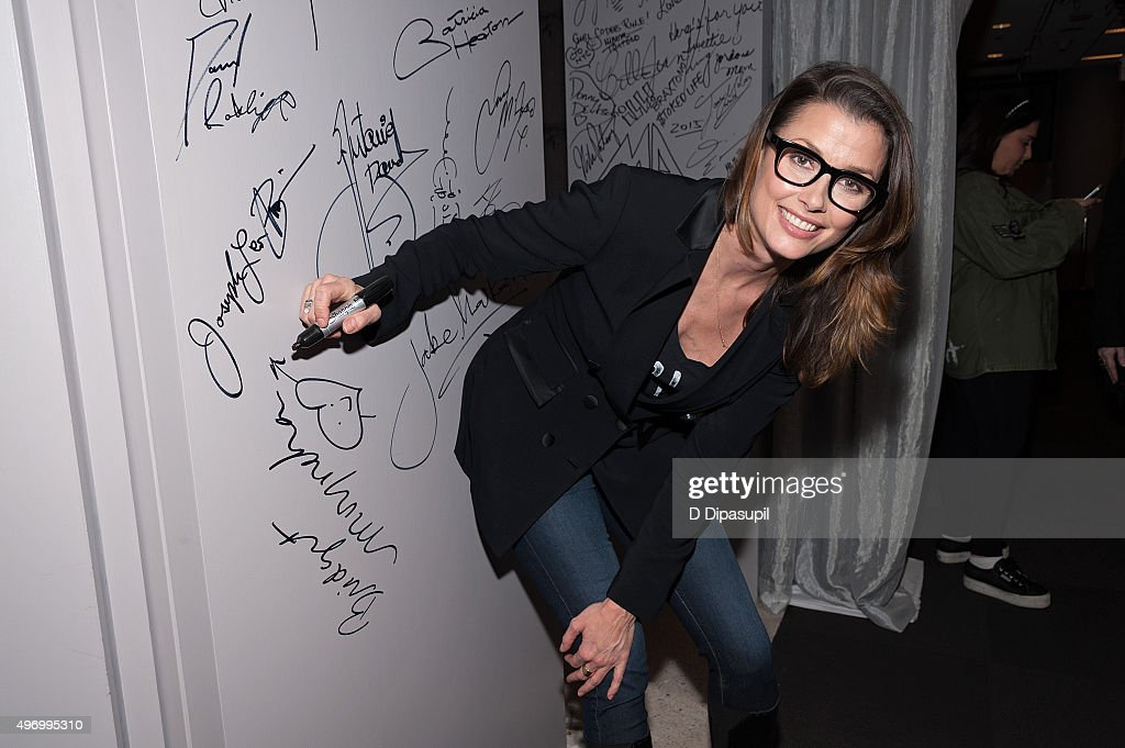 "AOL BUILD Presents: Bridget Moynahan Discusses Her New Cookbook ""The Blue Bloods Cookbook"""