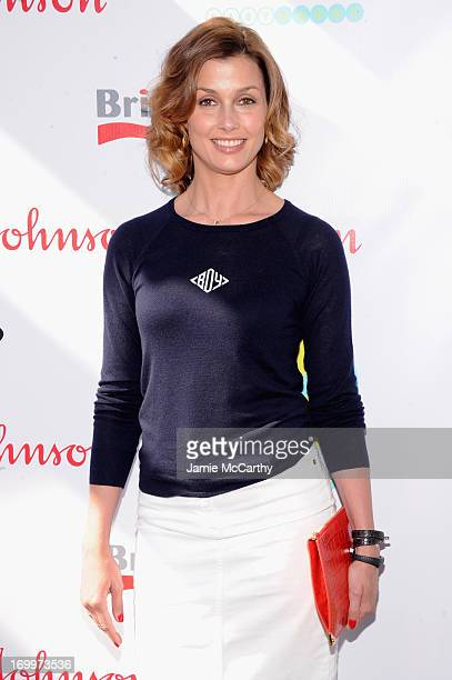 Bridget Moynahan attends the 2013 Baby Buggy Bedtime Bash hosted by Jessica and Jerry Seinfeld and sponsored by Johnson & Johnson and Britax/Bob at...