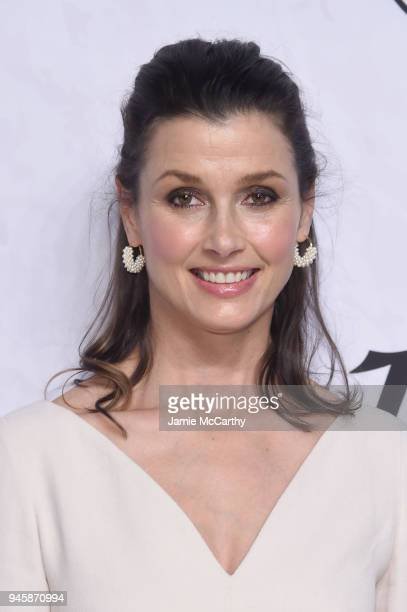 Bridget Moynahan attends Variety's Power of Women New York at Cipriani Wall Street on April 13 2018 in New York City