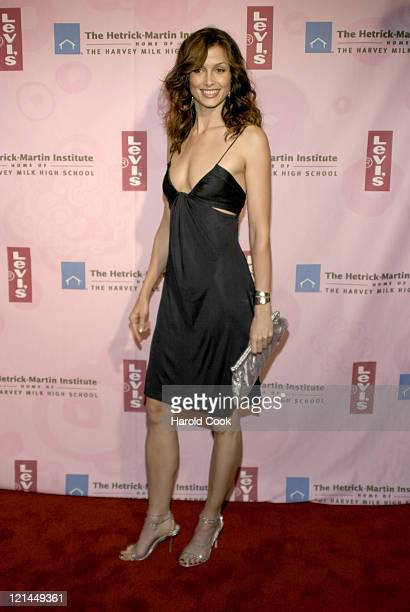 Bridget Moynahan during 20th Annual Emery Awards at Cipriani Wall Street in New York City New York United States