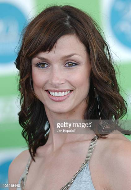 Bridget Moynahan during 20th IFP Independent Spirit Awards Arrivals at Santa Monica Beach in Santa Monica California United States
