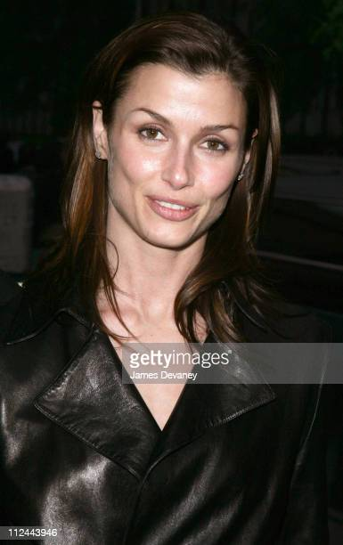 Bridget Moynahan during ABC 20062007 Upfronts Departures at Lincoln Center in New York City New York United States