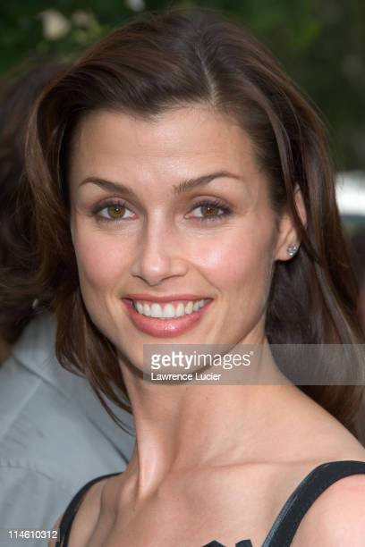 Bridget Moynahan during ABC Upfront 2006/2007 Arrivals at Lincoln Center in New York City New York United States
