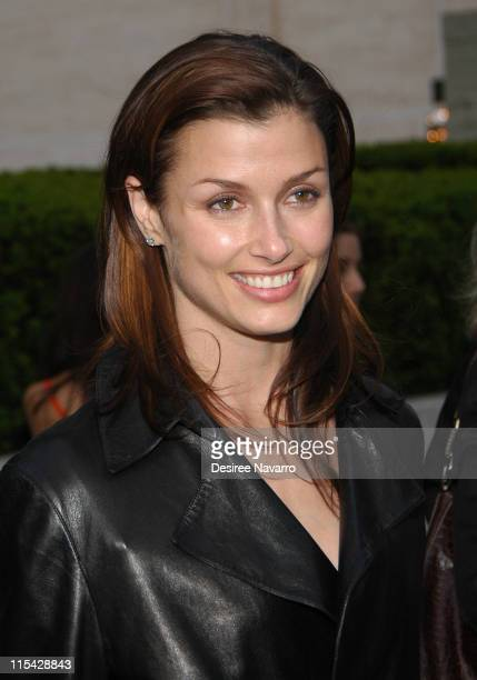Bridget Moynahan during ABC Upfront 2006/2007 Departures at Lincoln Center in New York City New York United States