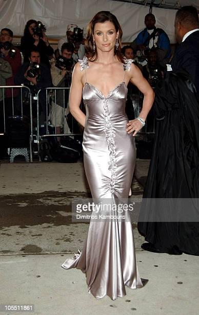 Bridget Moynahan during Chanel Costume Institute Gala at The Metropolitan Museum of Art Arrivals at The Metropolitan Museum of Art in New York City...