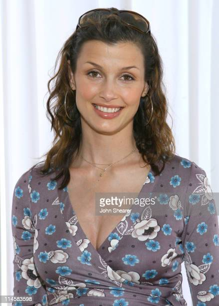 Bridget Moynahan during Coach Fragrance Launch to Benefit EBMRF in Los Angeles California United States