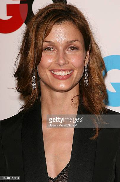 Bridget Moynahan during GQ Celebrates 2005 Men of the Year Arrivals at Mr Chow in Beverly Hills California United States