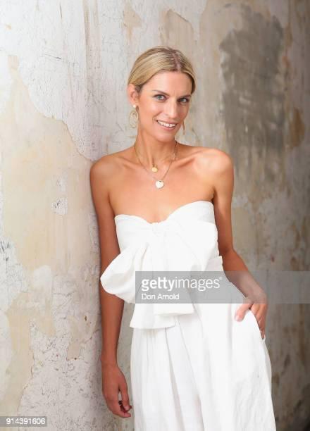 Bridget Yorston poses inside Chi Town restaurant on February 5 2018 in Sydney Australia