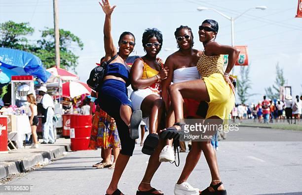 Bridgetown Market Visitors, Crop-over Festival.