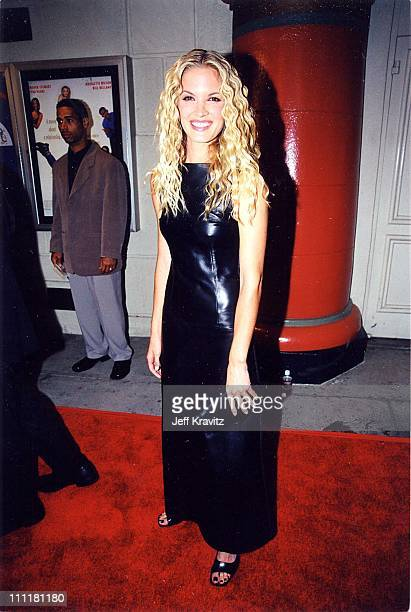 Bridgette Wilson during Love Stinks Premiere in Los Angeles California United States