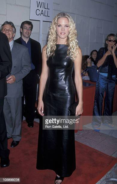Bridgette Wilson during Love Stinks Westwood Premiere at Mann's Festival Theater in Westwood California United States