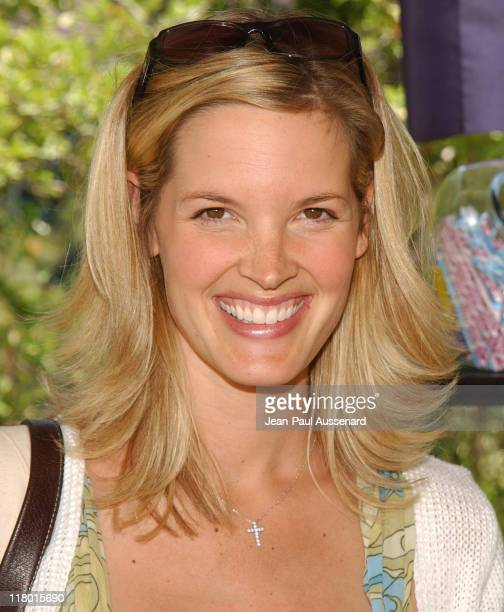 Bridgette WilsonSampras during Silver Spoon Hollywood Buffet Day 2 in Los Angeles California United States Photo by JeanPaul Aussenard/WireImage for...