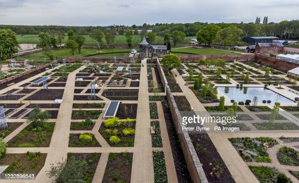 Bridgewater Gardens, the Royal Horticultural Society's fifth public garden, which has been created from the historic grounds at Worsley New Hall,...