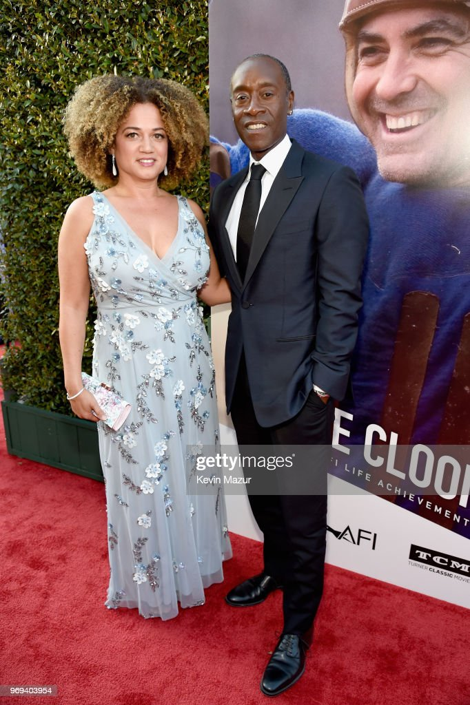 American Film Institute's 46th Life Achievement Award Gala Tribute to George Clooney - Red Carpet : News Photo