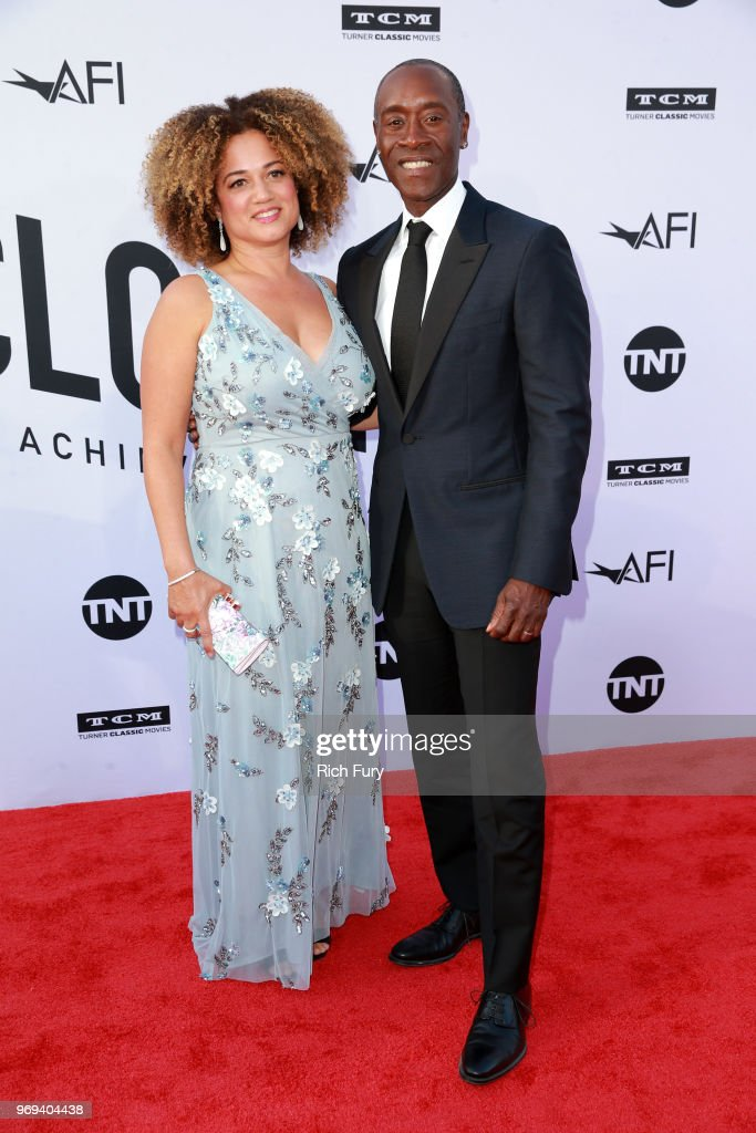 American Film Institute's 46th Life Achievement Award Gala Tribute to George Clooney - Arrivals : News Photo