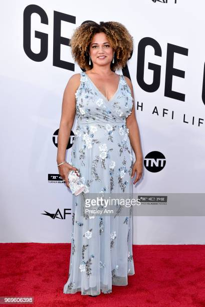 Bridgid Coulter attends 46th AFI Life Achievement Award Gala Tribute on June 7 2018 in Hollywood California