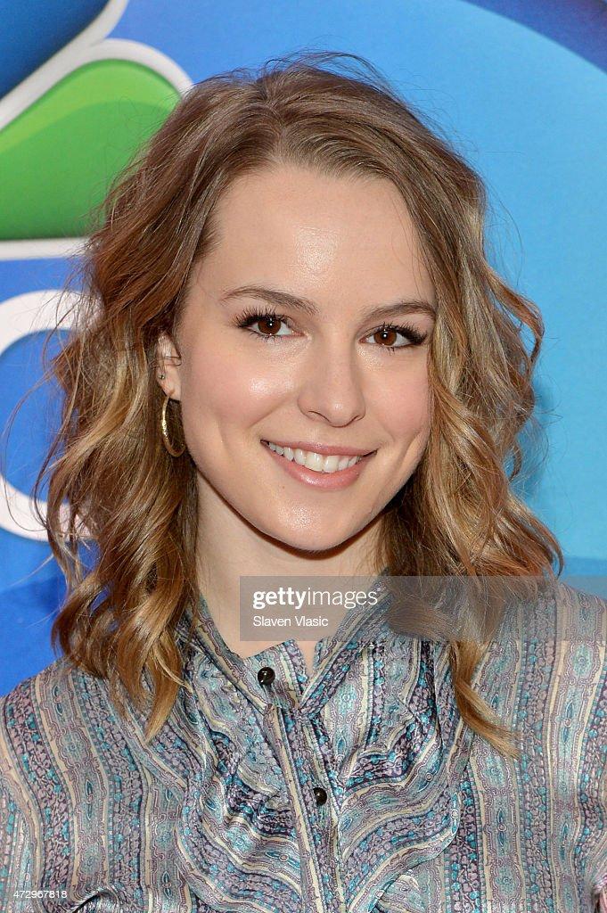 The 2015 NBC Upfront Presentation Red Carpet Event : News Photo