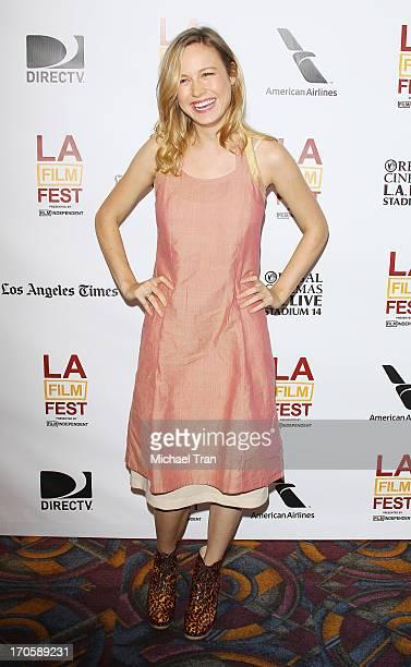 60 Top Los Angeles Film Festival Short Term 12 Premiere