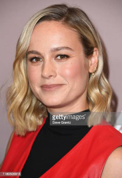 Brie Larson arrives at the Variety's 2019 Power Of Women: Los Angeles Presented By Lifetime at the Beverly Wilshire Four Seasons Hotel on October 11,...