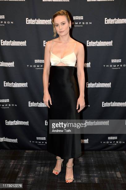 Brie Larson attends Entertainment Weekly's Must List Party at the Toronto International Film Festival 2019 at the Thompson Hotel on September 07 2019...