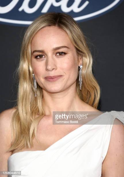 Brie Larson attends the 51st NAACP Image Awards Presented by BET at Pasadena Civic Auditorium on February 22 2020 in Pasadena California