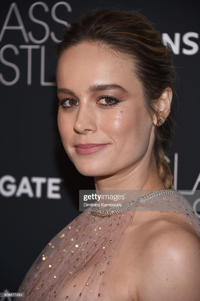 Brie Larson attends 'The Glass Castle' New York Screening at SVA Theatre on August 9, 2017 in New York City.