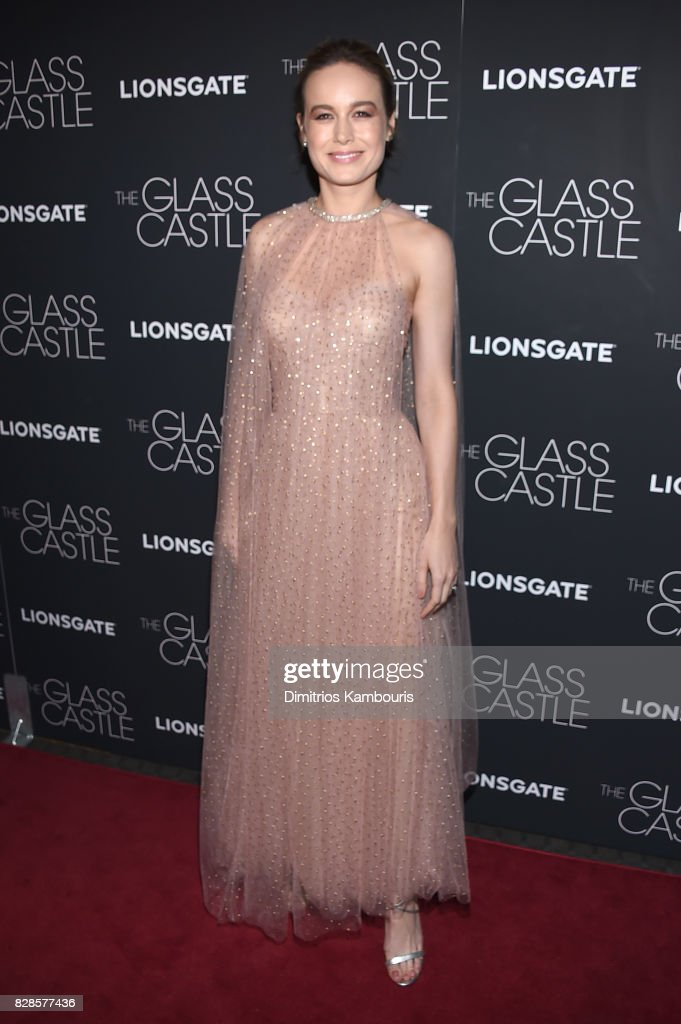 """The Glass Castle"" New York Screening"