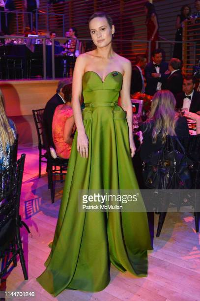 Brie Larson attends the Time 100 Gala 2019 at Jazz at Lincoln Center on April 23 2019 in New York City