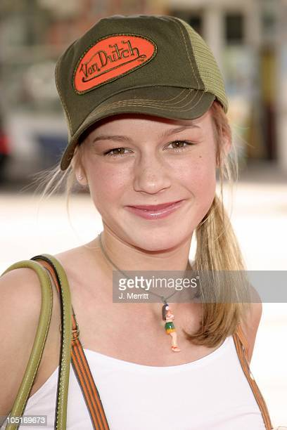 """Brie Larson during """"Good Boy"""" Los Angeles Premiere at Mann Village Theatre in Westwood, California, United States."""