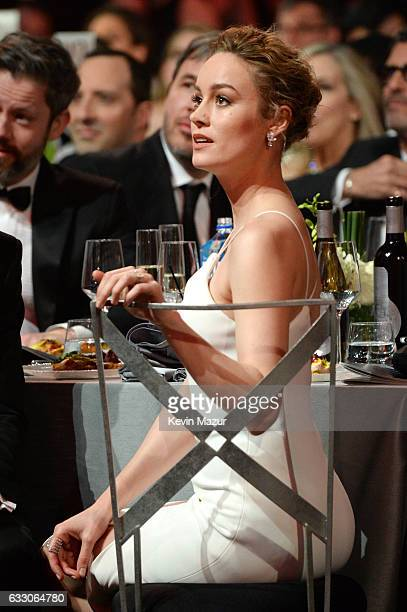 Brie Larson during The 23rd Annual Screen Actors Guild Awards at The Shrine Auditorium on January 29 2017 in Los Angeles California 26592_011