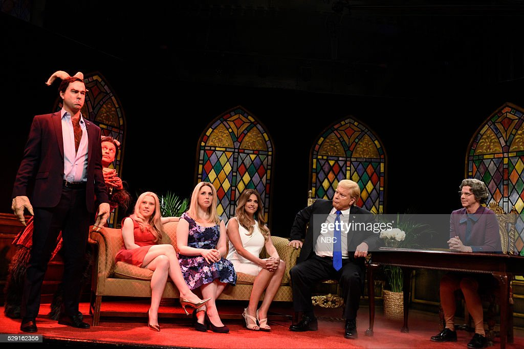"NBC's ""Saturday Night Live"" with guests Brie Larson, Alicia Keys"