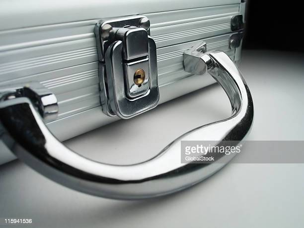 briefcase isolated - briefcase stock photos and pictures