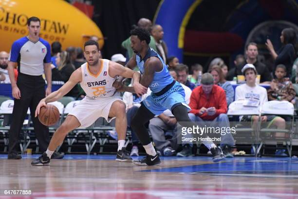 Brien of the Salt Lake City Stars in action during game against the Texas Legends at The Dr Pepper Arena on March 3 2017 in Frisco Texas NOTE TO USER...