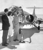 JUN 5 1959; THE REAL THING; Brig. Gen. Joe Moffatt, commanding general of the Colorado Air National