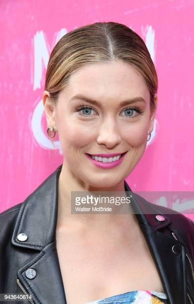 Briga Heelan attending the Broadway Opening Night Performance of 'Mean Girls' at the August Wilson Theatre Theatre on April 8 2018 in New York City