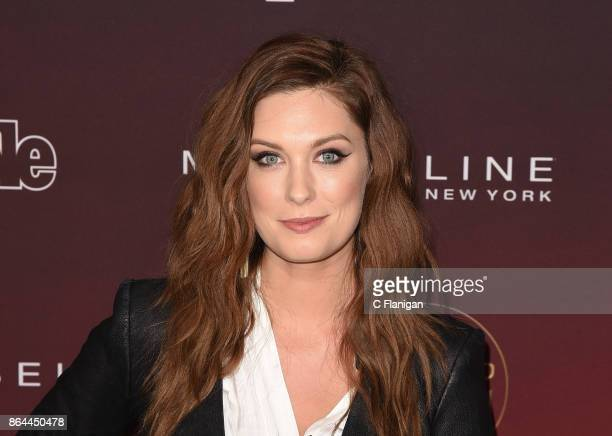 Briga Heelan attends People's 'Ones to Watch' at NeueHouse Hollywood on October 4 2017 in Los Angeles California