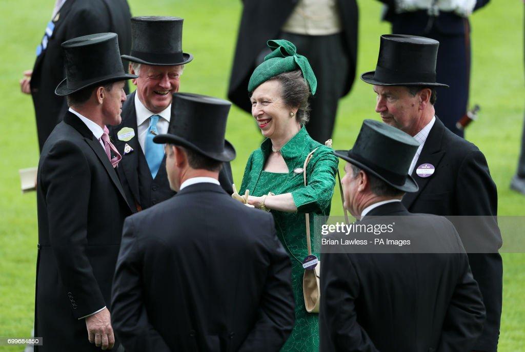 Royal Ascot - Day Three - Ascot Racecourse : News Photo