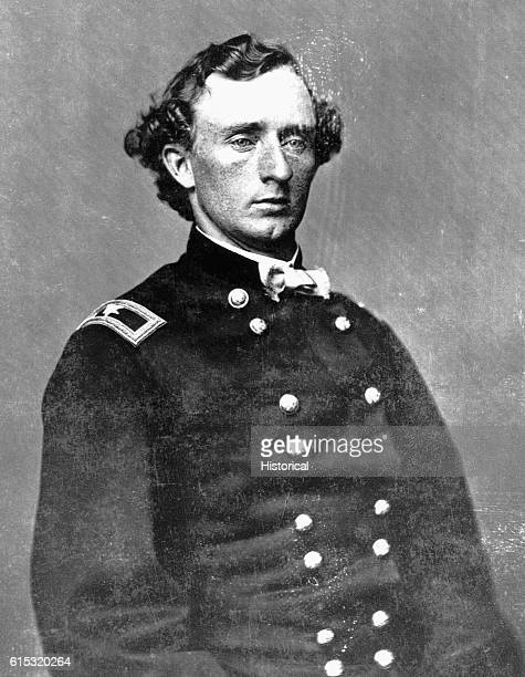 Brigadier General George Armstrong Custer