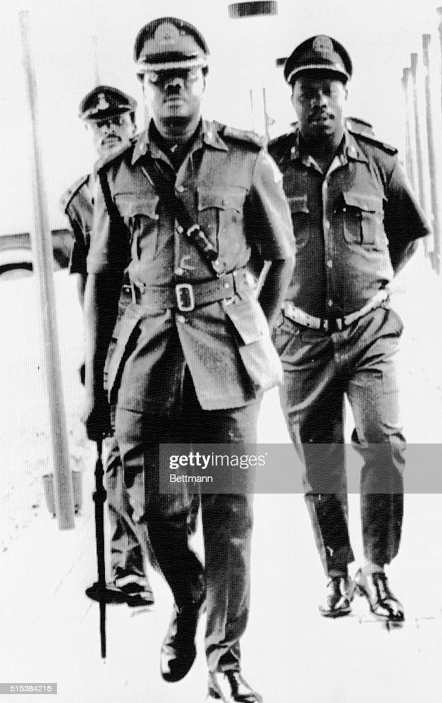Brig. Gen. Murtala Rufai Mohammed : News Photo