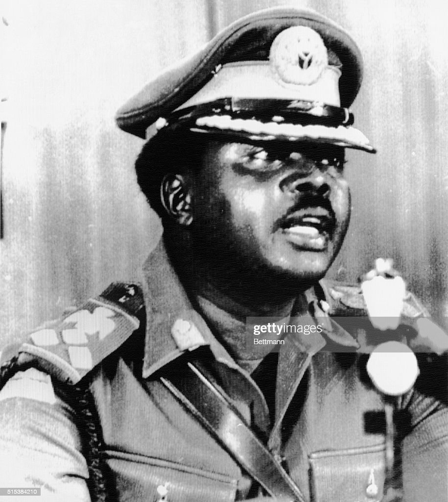 Brigadier General Murtala Rufai Mohammed : News Photo