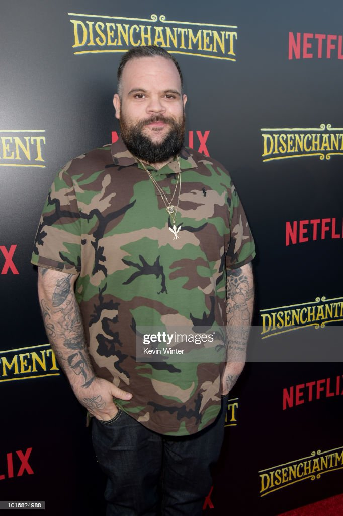 "Screening Of Netflix's ""Disenchantment"" - Red Carpet"