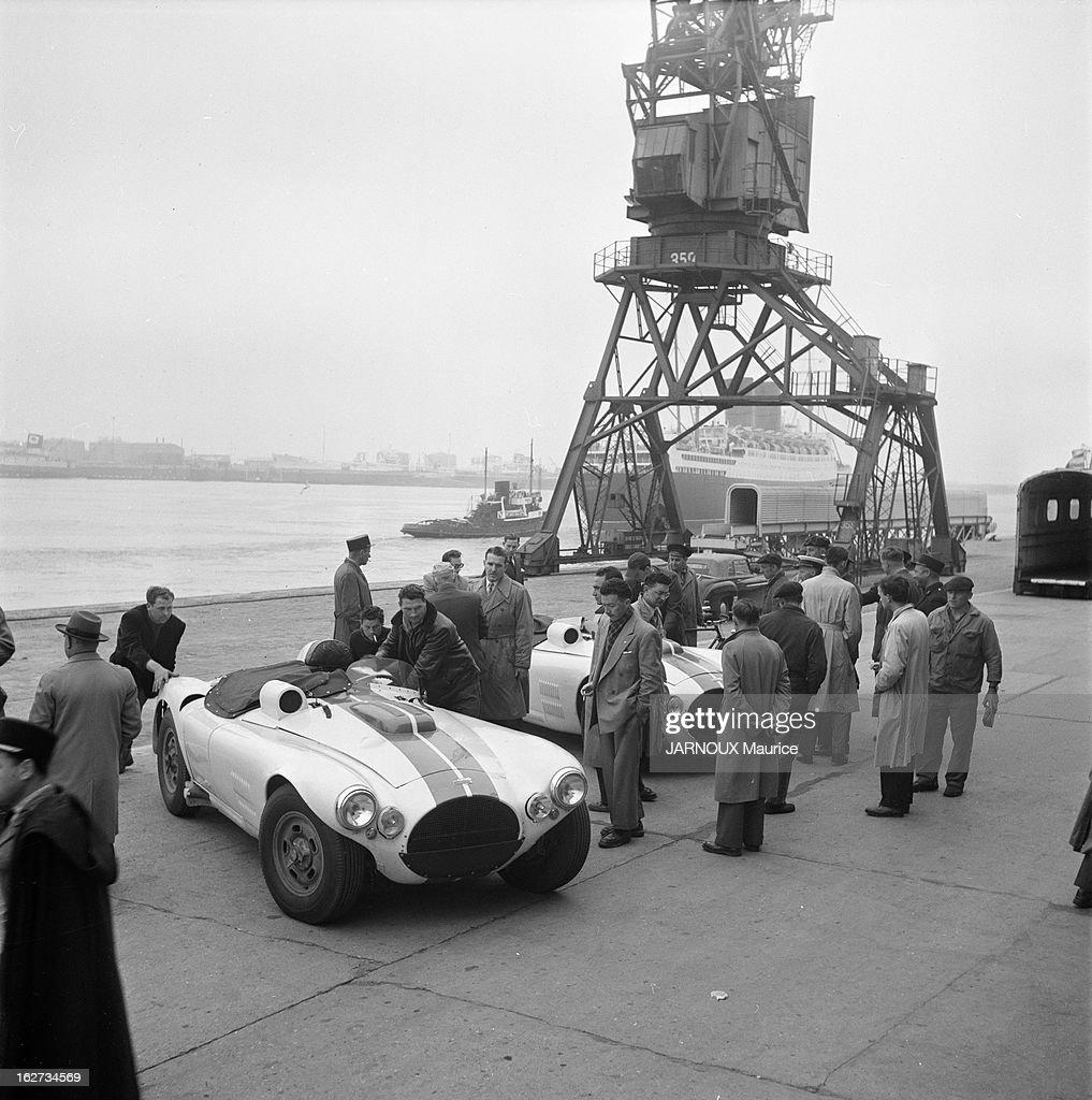 Briggs Cunningham, Car Pilot And Race Cars Designer  News