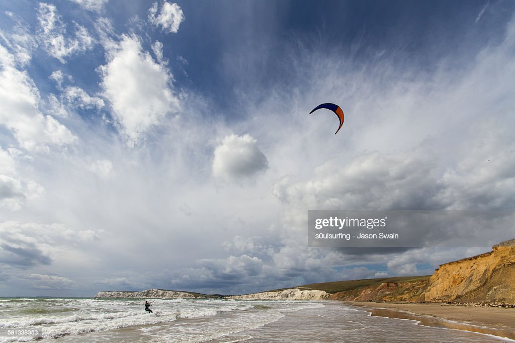 Bright and breezy : Stock Photo