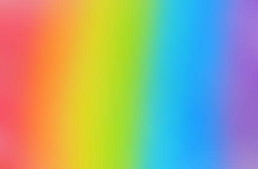 Bright and smooth rainbow background 935133478