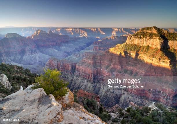 Bright Angel Point, Grand Canyon Lodge, North Rim, Grand Canyon National Park, Arizona, USA